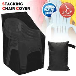 $enCountryForm.capitalKeyWord Australia - Outdoor Waterproof Cover Garden Furniture Rain Cover Chair Sofa Protection Rain Dustproof Woven Polyester Convenient