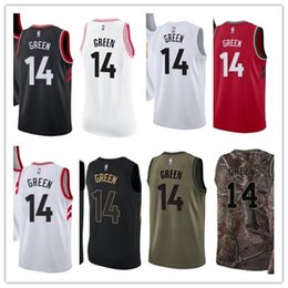 c8f7a5cb4 custom best 2018 Basketball Wear Men s Toronto Raptor 14 Danny Green Yellow  Jersey - City Edition Basketball Jerseys