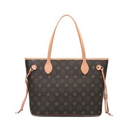Multi Color Ladies Handbags Australia - high qulity classic Designer womens handbags flower ladies composite tote PU leather clutch shoulder bags female purse with wallet