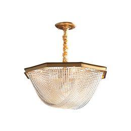 $enCountryForm.capitalKeyWord Australia - New arrivals modern crystal chandelier lighting bedroom dining room pendant light European luxury gold crystal chandeliers lighting fixture