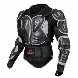 Racing Gears Australia - Motorcycle Jacket Men Full Body Motorcycle Armor Motocross Racing Protective Gear Motorcycle