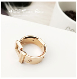 Chic Rings Australia - Ring Ring Female Index Finger Ring Of Japan And South Korea Atmosphere Hipster Little Finger Students Contracted Personality Retro Chic Tail