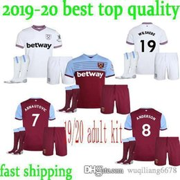 $enCountryForm.capitalKeyWord Australia - new19 20 West soccer adult jersey United 2019 2020 Ham home away NOBLE jerseys ANDERSON ARNAUTOVIC ANTONIO football shirt uniforms kit men