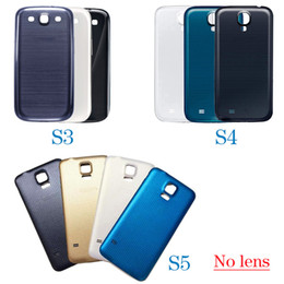 $enCountryForm.capitalKeyWord Australia - For Samsung Galaxy S5 Back Cover Case S4 Battery Rear Door i9500 G900 Replacement S3 Battery Cover Back Housing