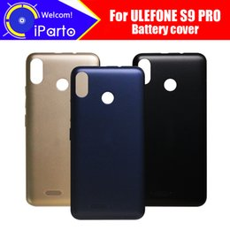 ulefone mobile Canada - wholesale S9 PRO Battery Cover 100% Original New Durable Back Case Mobile Phone Accessory for ULEFONE S9 PRO
