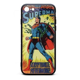 $enCountryForm.capitalKeyWord Australia - Superman poster iphone cases custom protective case designer phone cases hard duty case hippie popular shock-absorbing phone cases