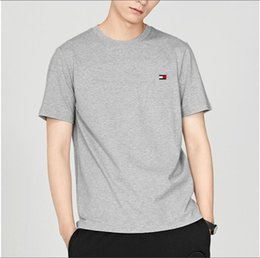 $enCountryForm.capitalKeyWord NZ - Fashion Tees For Men Hip Hop Cotton Mens off Clothing T-shirt Round Collar billionaire Man Tops Summer Short Sleeve black White shirt tee