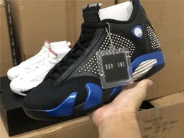Wholesale 2019 Release Authentic Superme x Air Retro Black White Men Basketball Shoes Jordan Sneakers With Original Box BV7630 BV7630