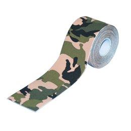 $enCountryForm.capitalKeyWord Australia - 2018 Muscle Tape Printed Cotton Acrylic Glue Waterproof Coating Elastic Protective Strips Sportswear Accessories