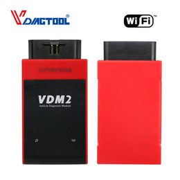$enCountryForm.capitalKeyWord Australia - 2018 New UCANDAS VDM2 Full system V5.2 Bluetooth Wifi OBD2 VDM II for Android VDM 2 OBDII Code Scanner PK easydiag Update free