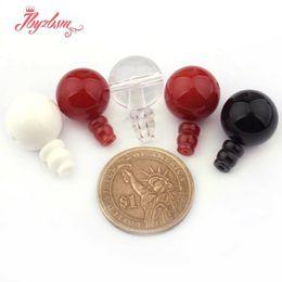 $enCountryForm.capitalKeyWord Australia - 16mm Round,5x7mm Pagoda Tibet 3 Holes Buddha Mala Tibet Guru Bead 1 Set ,For DIY Bracelet Necklace Jewelry Making, Free Shipping