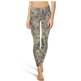 $enCountryForm.capitalKeyWord Australia - Abstract military or hunting camouflage High Waist Yoga Pants Womens Gym Yoga Pants Breathable Training Tights Capri Leggings B