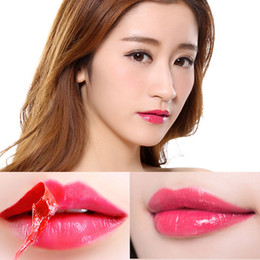$enCountryForm.capitalKeyWord NZ - 1 Pcs Peel off Long Lasting Lipstick Waterproof Makeup Tattoo Tint Lip Glaze @ME88