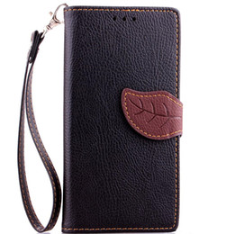 Z1 Wallet Cases Australia - 300PCS Wallet Flip Leather Case Stand TPU Cover With Card Slots for Sony Z1 Mini Z2 Z3 Mini Z4 Mini E3 E4 M2