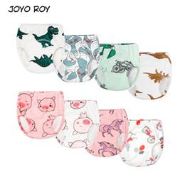 $enCountryForm.capitalKeyWord UK - Joyo roy Cotton Cloth Diapers Baby Training Pants Nappies Cartoon Boys Girls Underwear for Toddler Panties Diapers Cover 6-22kg