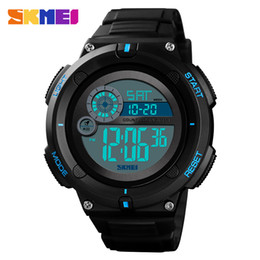 9a59008cae9abb For Skmei Watches Australia - Skmei 2time EL Men Watches Digital Sport Men  Wristwatch For Man