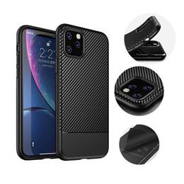 $enCountryForm.capitalKeyWord Australia - Luxury Designer Phone Case For iphone XR XS MAX X 8 Plus Soft TPU Back Case Carbon Fiber Grain Super Anti-knock Phone Cover