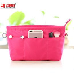 makeup bag large pink Canada - Large-capacity Japanese-style cosmetic bag make up bag travel makeup makeup organizer cosmetic travel