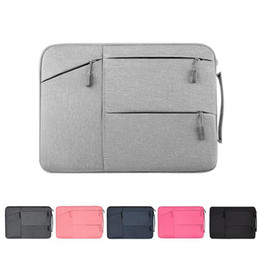 12 inch notebook sleeve online shopping - Laptop Bag Notebook Bag Case For Macbook Pro Laptop Sleeve inch Women Men Handbag