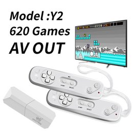 wifi av tv Australia - with double joystick 620 video game player wireless handheld game console portable game machine AV out Retro classic games best gift
