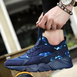 Profissional primavera outono homens correndo sapatos de desporto camuflagem preto zapatillas deportivas hombre jogging treinador casal sneakers em Promoção