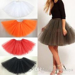 $enCountryForm.capitalKeyWord Australia - Women Girl Skirts Stretch High Waist Tutu Flared Pleated Sexy Mini Short Skirt Ball Gown