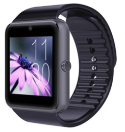 $enCountryForm.capitalKeyWord Australia - Hot Sale GT08 Bluetooth Smart Watch with SIM Card Slot and NFC Health Watchs for Android Samsung and IOS Apple iphone Smartphone