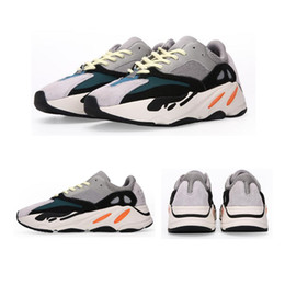 6083e387355 Best womens sneakers online shopping - 700 Mauve Running Shoes Mens Best  Quality Wave Runner Kanye