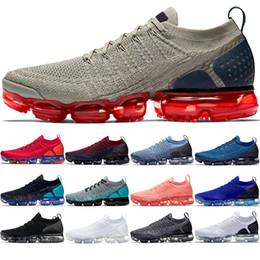 Black art work online shopping - 2019 xamropav Running Shoes Men Women Triple Black White Dark Stucco Work Gym Blue Red Orbit Olympic Sport Shoe Size