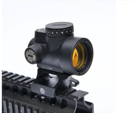 $enCountryForm.capitalKeyWord Australia - Trijicon MRO Style Holographic Red Dot Sight Optic Scope Tactical Gear Airsoft With 20mm Scope Mount For Hunting Rifle