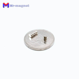 Neodymium Magnets N35 3mm UK - 300pcs 3mm x 4mm D3x4mm 3x4 3*4 D3*4 Super strong rare earth Neo Neodymium permamant N35 magnet 3*4mm