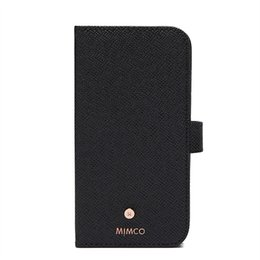 Chinese  MIMCO SUBLIME FLIP CASE FOR IPHONE 6 6S 7 8 Leather Magnetic Closure phone case with card slots manufacturers