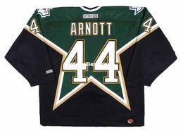 $enCountryForm.capitalKeyWord NZ - custom Mens JASON ARNOTT Dallas Stars 2003 CCM Jerseys Cheap Retro Hockey Jersey