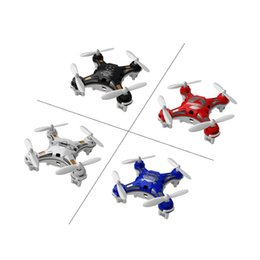 $enCountryForm.capitalKeyWord Australia - 2019 Mini Pocket Drone Remote Control 4CH 6Axis Gyro Quadcopter With Switchable Controller RTF Helicopter Toys For Children