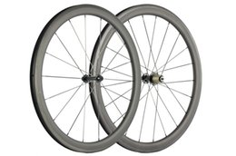 $enCountryForm.capitalKeyWord Australia - Full carbon fiber 700c bicycle wheel 45mm 25mm widht Clincher carbon road Wheelset UD matte bike carbon wheels