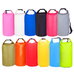 Wholesale 10L Waterproof Dry Bag Pack Sack Swimming Rafting River Trekking Floating Sailing Canoing Boating Water Resistance Water Bag