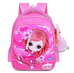 Cartoon Backpack Style Australia - Fashion New Schoolbag girl backpack cartoon Korean version of lovely princess gift schoolbag well selling Backpack Style
