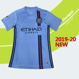 da86f5536 New 2019 2020 New York City Soccer Jerseys 19 20 MLS Home Mitrita Moralez  Ring  8 Parks Customized Football Shirts Football Jerseys