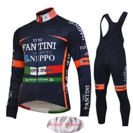 ciclismo jacket Australia - 2019 VINI Winter Thermal Fleece Clothes Set Suit Men cycling Jersey Jacket Clothes Bicycle Bib Pants Warm Maillot Ropa Ciclismo