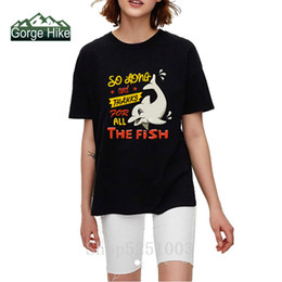 galaxy t shirts wholesale Australia - Protection of marine life Girls tshirt 42 Hitchhiker Guide To The Galaxy WomenS T-shirt The T shirt Science Guide dolphin Tshirt