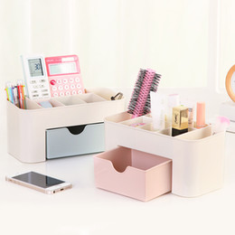 $enCountryForm.capitalKeyWord NZ - 3 Colors Plastic Nail Manicure Tools Storage Box Nail Container Box Dotting Drawing Pens Buffer Grinding Files Organizer Case