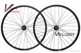 $enCountryForm.capitalKeyWord Australia - 29er MTB XC AM hookless carbon wheels 29inch mountain bike XC AM wheelset,tubeless compatible, disc brake