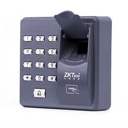 $enCountryForm.capitalKeyWord Australia - Fingerprint Access Control Standalone Single Door Controller Cheapest Standalone Keypad Finger +RFID Card X6 Door Entry