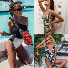 $enCountryForm.capitalKeyWord Australia - Tcbsg 2019 New Sexy One Piece Swimsuit Plus Size Swimwear Women Beach Monokini Push Up Swimsuit Retro Bathing Suit Swim Wear SH190702