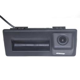 $enCountryForm.capitalKeyWord Australia - Trunk Handle Dwitch Car Rear view Backup Reverse Camera For Audi A4L 2017 Volkswagen VW Teramont