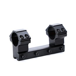 "Ring Stop UK - High Profile Magnum Airgun Scope Mount With Stop Pin 25.4mm 1"" Ring fit 11mm Dovetail Rail Weaver Air Rifle"
