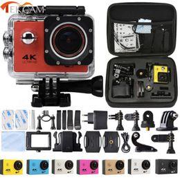 "$enCountryForm.capitalKeyWord Australia - TEKCAM WIFI Action camera F60 1080p HD V3 4K   30fps 2.0"" 170D pro Helmet Cam 30 meters waterproof Sports DV Car camera"