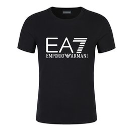 $enCountryForm.capitalKeyWord UK - Summer Casual Designer Luxury T Shirts for Men Tops Brand Shark Mouth Pattern Unique Clothing Short Sleeve Tshirt Mens Tops A3