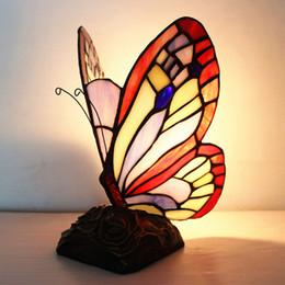 $enCountryForm.capitalKeyWord Australia - Butterfly Night light Bedroom Children's Room Bedside Lovely Table Lamp Gift Lamps