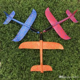 $enCountryForm.capitalKeyWord Canada - Hand throw aircraft foam glider paper aircraft model children outdoor toys small gifts 360 degree magic model assembling creative children&#